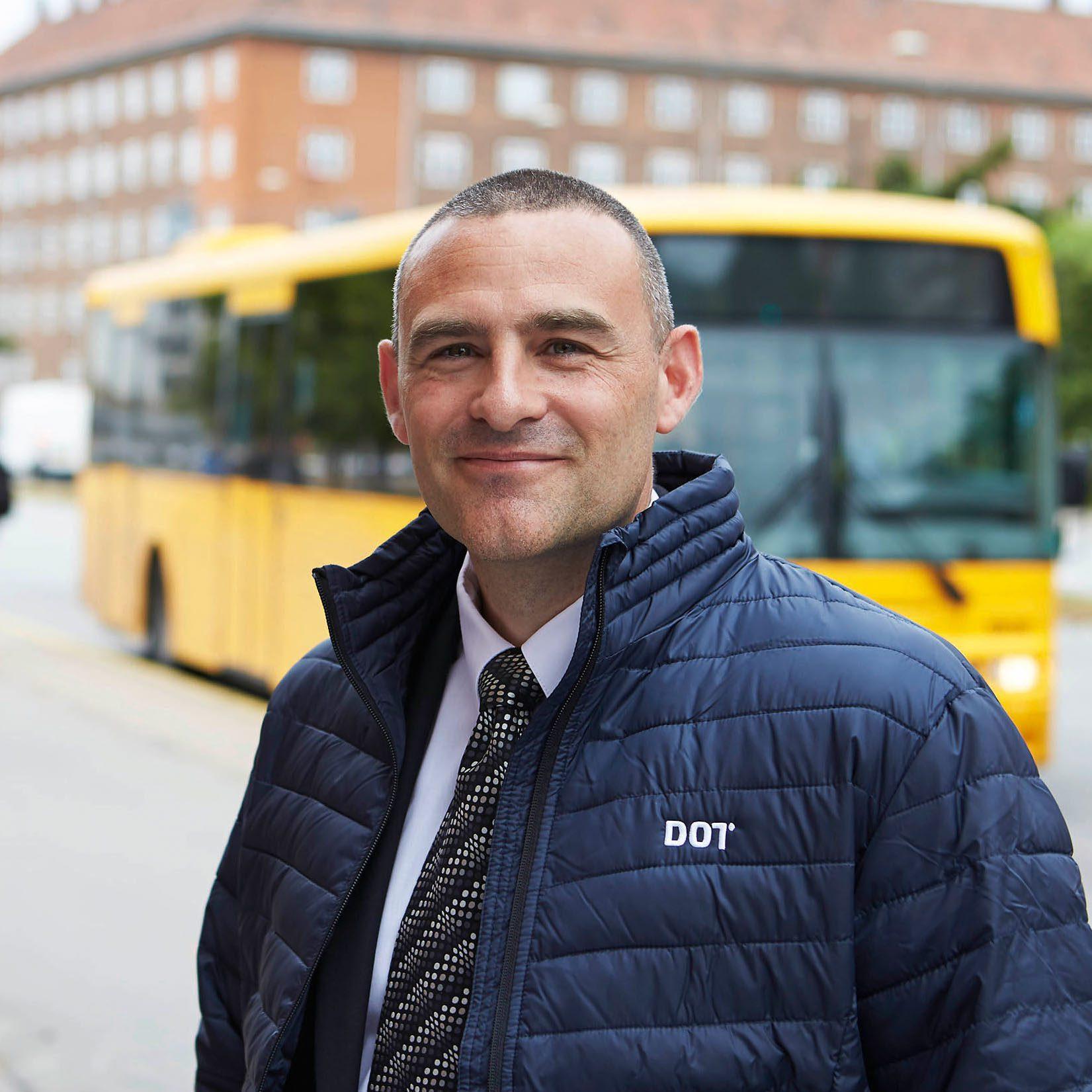 Offentlig transport er en vigtig forudsætning for den grønne omstilling og den hybride arbejdsplads